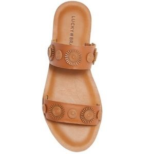 Lucky Brand Adalyn Flat Sandals